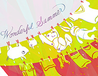 2014 Summer Greeting