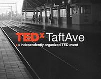 BRANDING : TEDxTaftAve