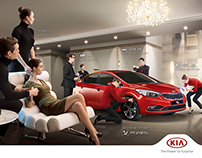 KIA Red Members Launching : Campaign 2015