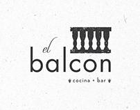 El Balcon de Ouzo menu