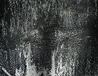 Album cover [Buried Lights / 'Black fire']
