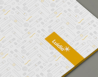 Luidia Marketing Collateral & Packaging
