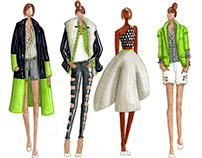 Fashion Collection Development