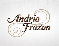 Andrio Frazon (proposta de marca)