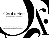 Couturier Typeface