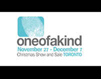 oneofakind Show - Media/interactive Ads