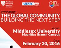 Symposium at MDX | Feb 2016