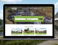 Enzo's Homes Web App