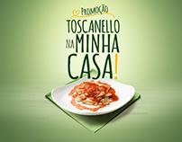Promoção Toscanello na Minha Casa