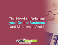 The Need to Rebrand your Online Business