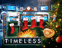 NBC Timeless - Holiday Special OFFICIAL