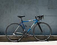 F5 XLR8R Custom Road Bike: Alex