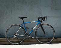 F5 XLR8R Custom Road Bike: Alex