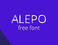 Alepo Font
