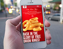 Frisch's - Digital Timed Coupons Concepts