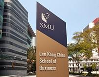 SMU MBA Recruitment Campaign
