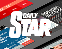 Daily Star - Redesign