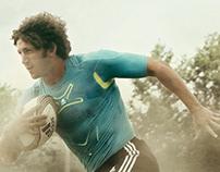 Adidas Techfit Campaign