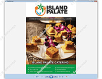 ISLAND PALATE Flyer - RealMacways