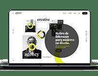 Blended Agency Branding