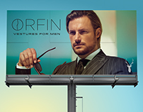 Orfin Clothing Line Branding