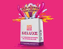 Cooltura Deluxe - Megaferia de diseño
