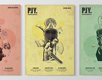 PLY - Education guide / magazine cover