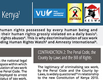 Policy Brief -  Kenya          VU & NGO's Hoymas, Keswa
