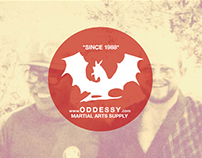 Oddessy Martial Arts Supply Website & Brand Refresh