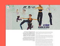 III Fórum Regional de Dança - IORM