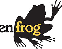 Golden Frog logo