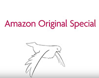 American Girl Story Animation for Amazon Kids