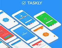 Taskly - Task Management App