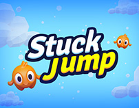 Stack Jump - hyper casual game