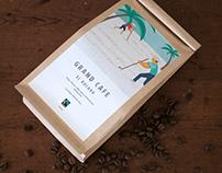Grand Cafe - redesign