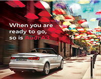 The all-new 2015 Audi A3