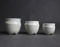 Double walled cups for Third Wave Coffee shops