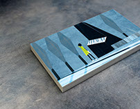 Silver string piano | winner xmas card contest