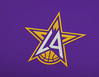 Los Angeles Lakers / Identity