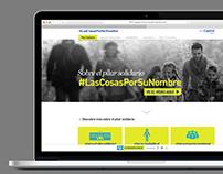 Campaign #LasCosasPorSuNombre