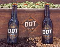 DDT Beer Brown Ale