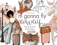 I'm Gonna Fly Away