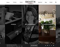 Boat's Home Furnishings Website