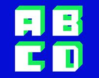 Mr. Glaubitz typefaces