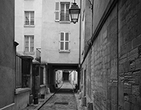 Paris: Atget - Then & Now