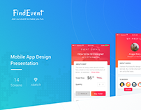 FindEvent Mobile App