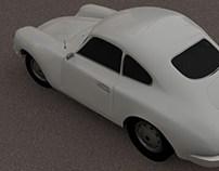 Porsche 356 C Wip