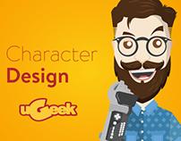 uGeek Characters