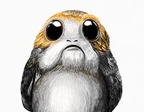 Porg - Star Wars