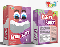 Gummy Candy Packaging Redesign